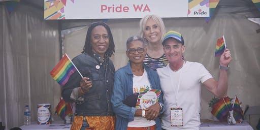 Pride WA Fairday Stallholder Registration