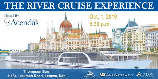 The Acendas Travel River Cruise Experience