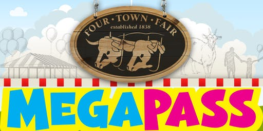2019 Four Town Fair Megapass
