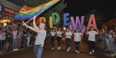 2019 Pride Parade Float Registration tickets