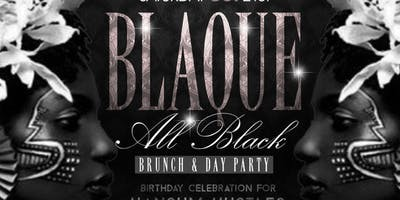 BLAQUE!!! ALL BLACK BRUNCH & DAY PARTY!!! MOVED TO SPYCE ASTORIA!!!