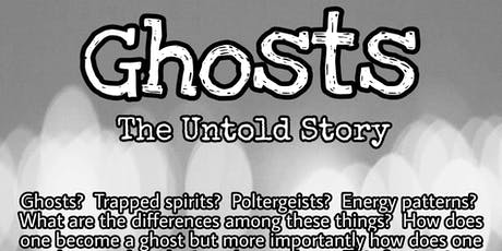 Ghost: The Untold Story tickets