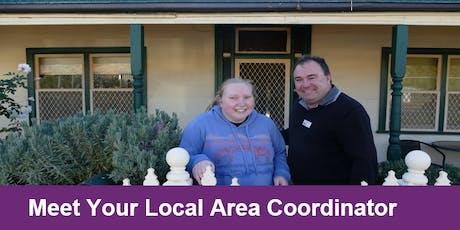 Meet Your Local Area Coordinator Dubbo tickets