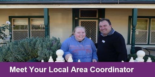 Meet Your Local Area Coordinator Dubbo
