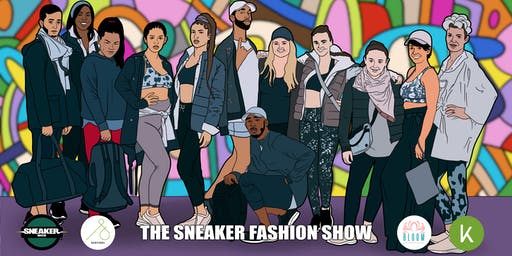 Sneaker Week Fashion Show by Bloom Beauty Collective