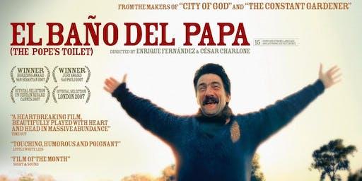 The Pope`s Toilet Film Screening - Latin American Film Festival 2019