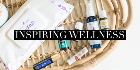 Inspiring Wellness with Young Living  tickets