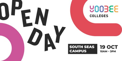 OPEN DAY | Yoobee Colleges - South Seas Film School Campus