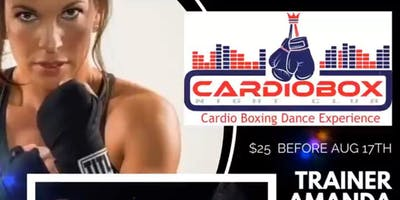Cardio Boxing Dance Experience!