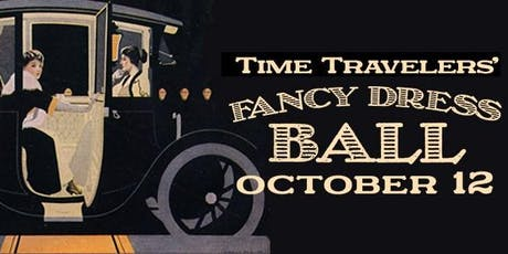 Time Travelers Ball 2019 tickets