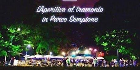 BAR BIANCO • L'ESTATE AL PARCO SEMPIONE • T E R R A Z Z A 31/08 biglietti