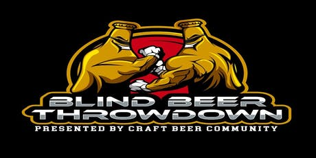 Blind Beer Throwdown - Beer Zombies Edition tickets