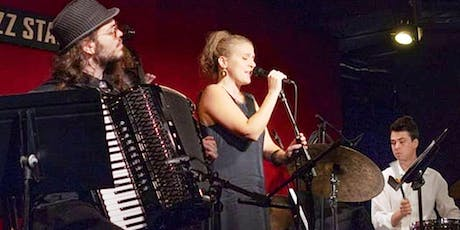 Holidays Around the Globe: Astrid Kuljanic and her band tickets
