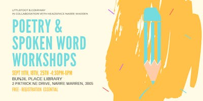 Poetry & Spoken Word Workshops