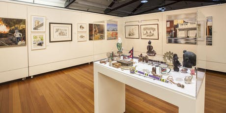Art Bus: a guided tour of community art exhibitions in Moonee Valley tickets