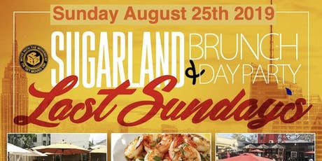 SugarLand The Return : Brunch & Day Party tickets