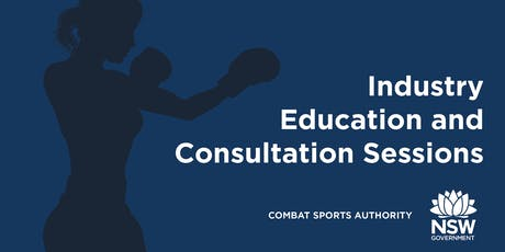 Industry Education and Consultation Session #3 tickets