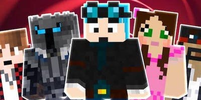 Minecraft Youtuber Star The Ponds  | Holiday Coding Camps & Workshops for Kids