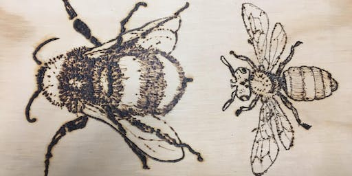 Introduction to Pyrography - Wood Burning