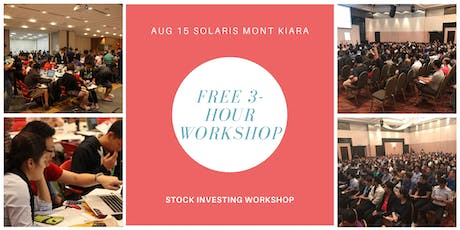 FREE Passive Income Workshop tickets