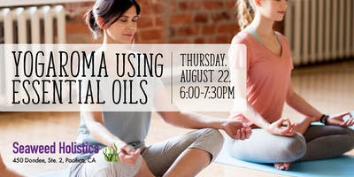 YogAroma using Essential Oils