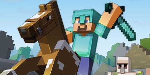Minecraft Modding Masters The Ponds    Holiday Coding Camps & Workshops for Kids