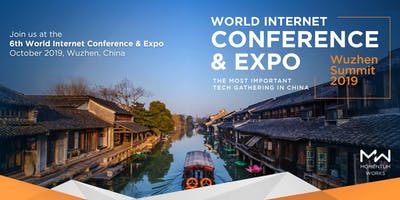 Pre-register: Momentum Works - World Internet Conference & Expo at Wuzhen Summit 2019
