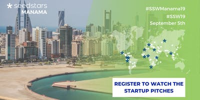 Seedstars Manama 19