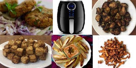 Amazing Air Fryer: Plant-Based Style (Beverly Hills, MI location) tickets