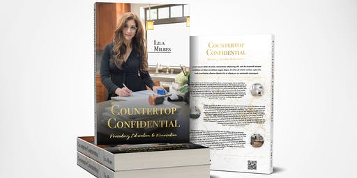 Countertop Confidential: Lila Milbes Book Signing