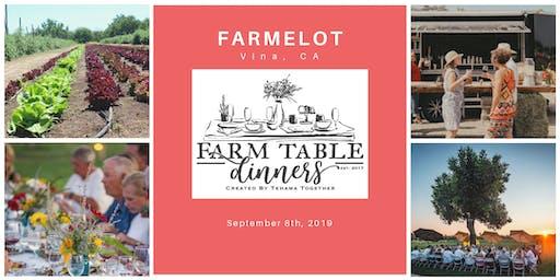 Farm Table Dinner at Farmelot