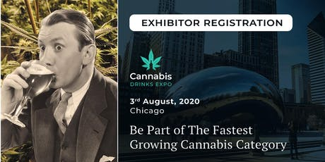 2020 Cannabis Drinks Expo - Exhibitor Registration Portal (Chicago) tickets