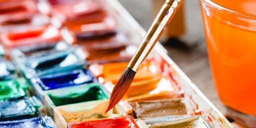 Beginners Watercolour with Julia Reader - 13 OCTOBER (morning)
