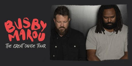 BUSBY MAROU tickets