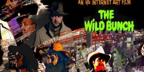 The Wild Bunch Internet art film tickets