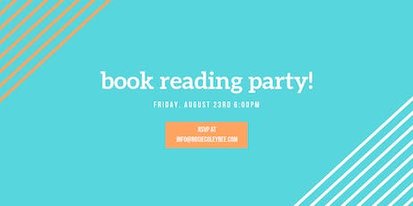 Book Reading Party tickets