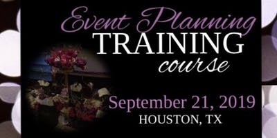 Event Planning Training Course