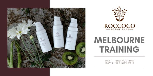 Roccoco Melbourne Product Knowledge Day 2- Anti-Aging & Pigmentation
