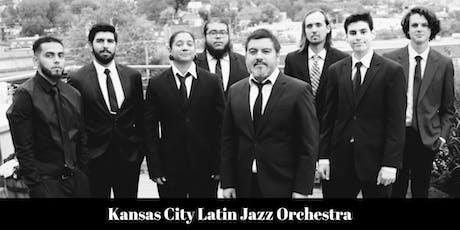 Pablo Sanhueza & Kansas City Latin Jazz Orchestra at the Blue Room tickets
