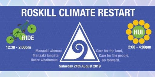 Roskill Climate Restart and Ride