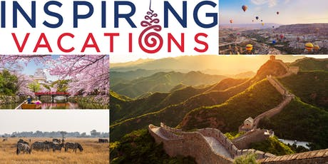 Inspiring Vacations Melbourne Office Celebration tickets