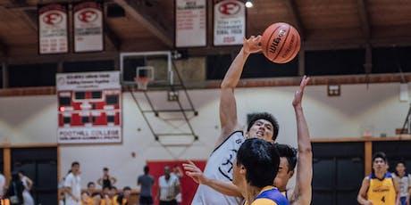 SVCBA 3v3 篮球对抗赛 tickets