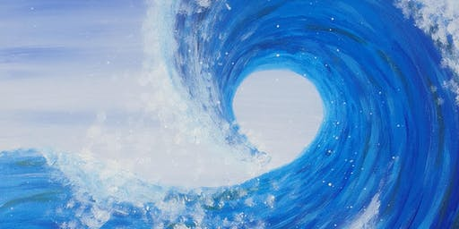 Paint the Wave - with CWA and Harvey Norman