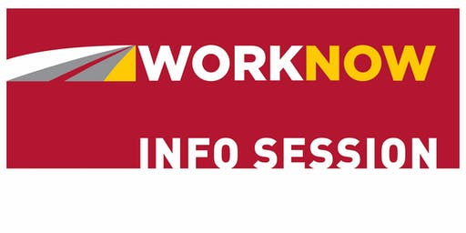 WORKNOW Infosession August 26th