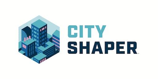 City Shaper FLL Season Launch