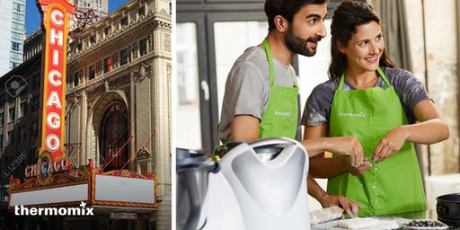 Thermomix® Cooking Experience Workshop with TM6, consultant training - DES PLAINES,IL