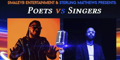 """At the End of The Night  """"Poets vs Singers""""."""