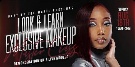 Look & Learn Master Class With Tierra Marie