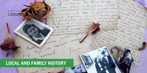 Hidden Historical Treasures - Arana Hills Library