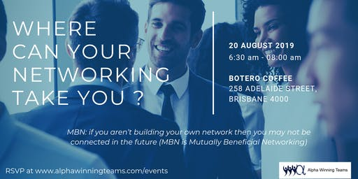 Where can your networking take you ?